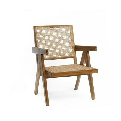 Teak Occasional Chair 3