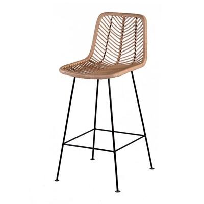 Rattan Bar Chair 1