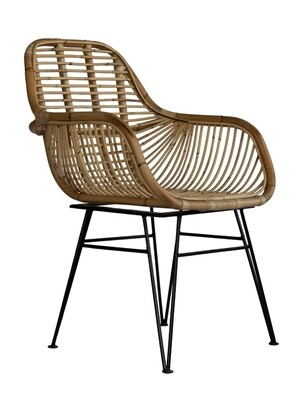 Rattan Dining Chair 2