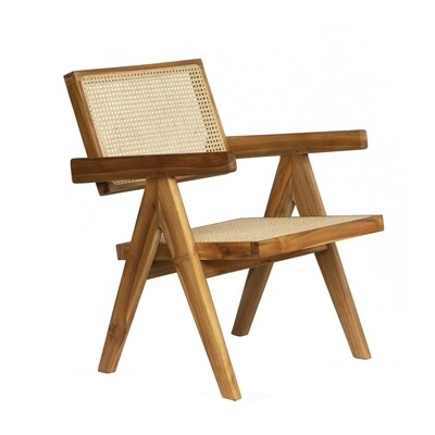 Teak Occasional Chair 1