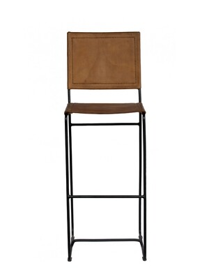 Leather Bar Chair 3