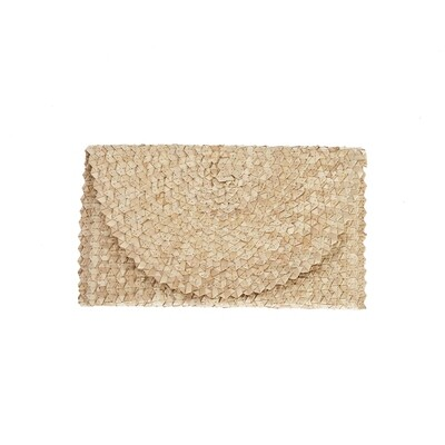 Water Hyacinth Clutch 2