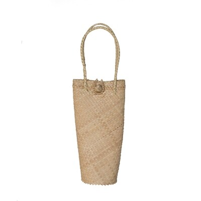 Water Hyacinth Bottle Holder