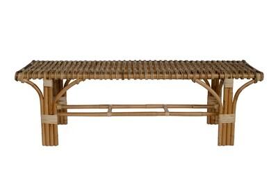 Rattan Bench 180cm