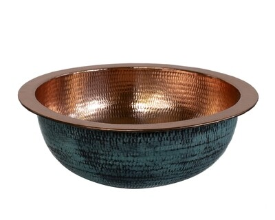 Copper Sink 1