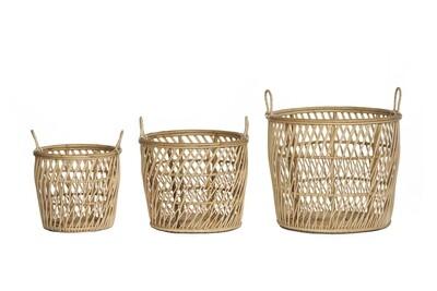 40cm Rattan Basket