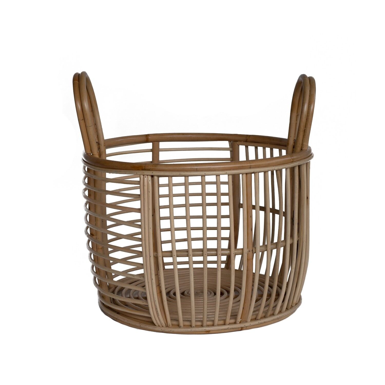 Rattan Basket 3 (50cm)