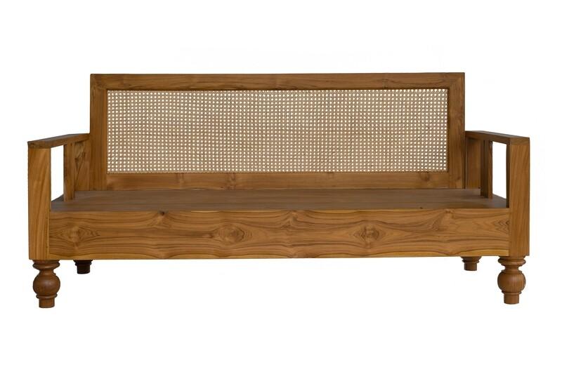 Teak Sofa 1 (170cm)