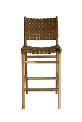 Leather Bar Chair 2