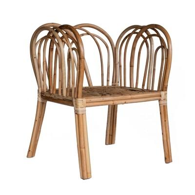Rattan Dining Chair 1