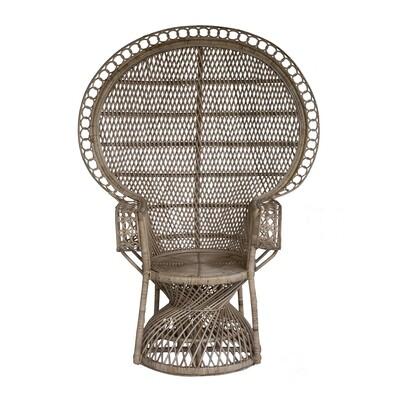 Retro Peacock Chair