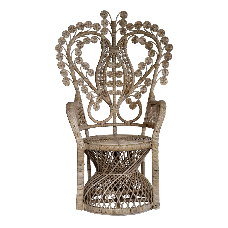 Peacock Chair 3