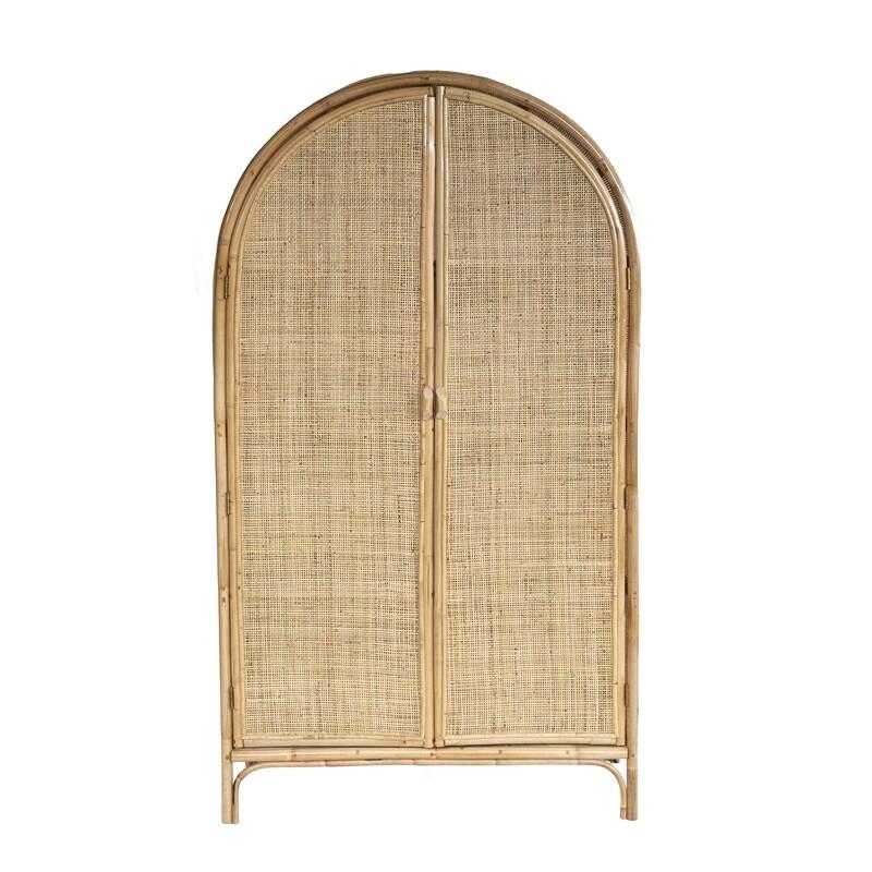 Rattan Cupboard 1 (180cm)