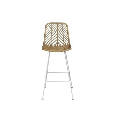 Rattan Bar Chair 6