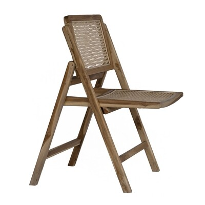 Teak Dining Chair 4 (Folding)