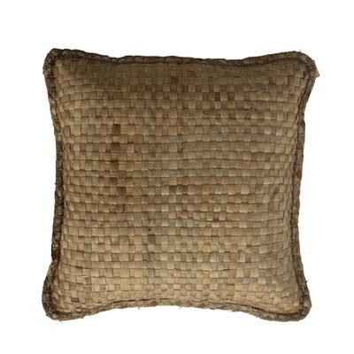 Water Hyacinth Cushion 4 (60cm)