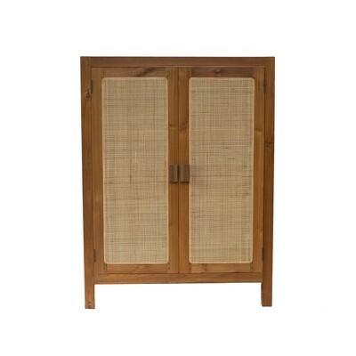 Teak Cupboard 2 (120cm)
