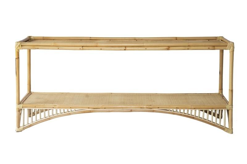 Rattan Wall Unit 5 (170cm)