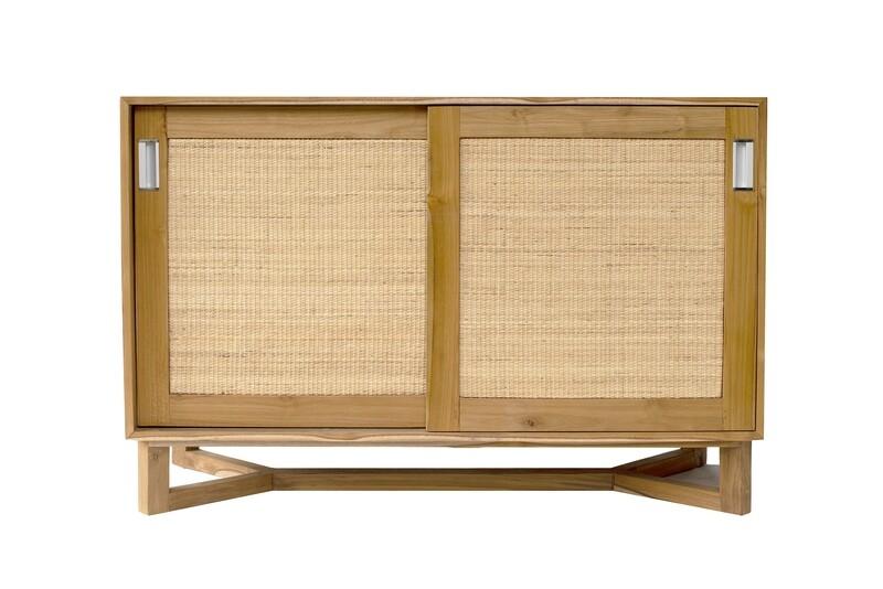 Teak Cupboard 4 (120cm)