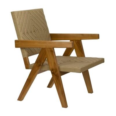 Teak Occasional Chair 6