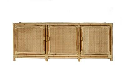 Rattan Cupboard 2 (150cm)
