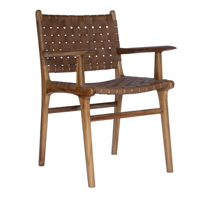 Leather Dining Chair 9