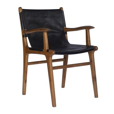 Leather Dining Chair 12