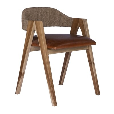 Leather Dining Chair 13