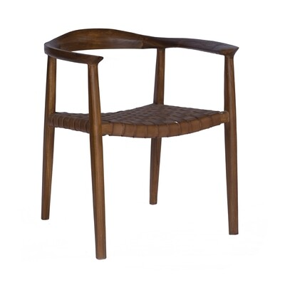 Leather Dining Chair 11