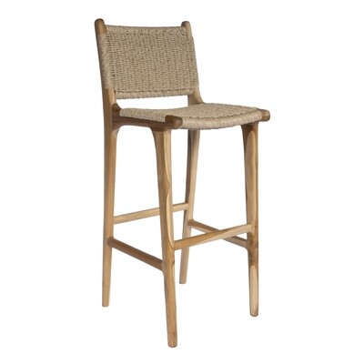 Teak Bar Chair 2 (Viro)