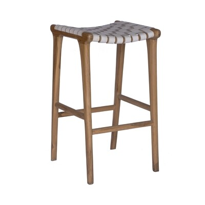 Leather Bar Chair 4