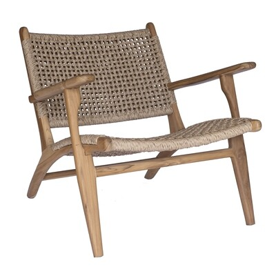 Teak Occasional Chair 5