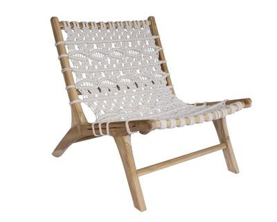 Teak Occasional Chair 9