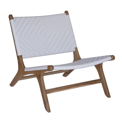 Teak Occasional Chair 10