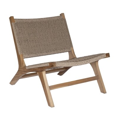 Teak Occasional Chair 11
