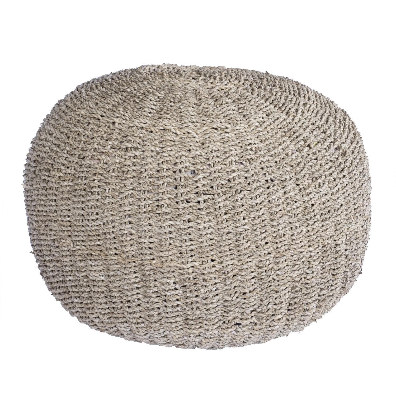 Seagrass Floor Cushion (60cm)