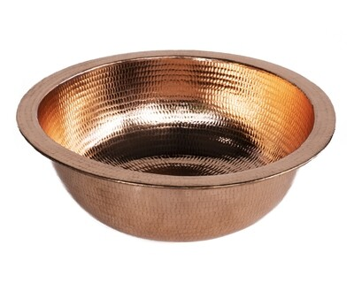 Copper Sink 6