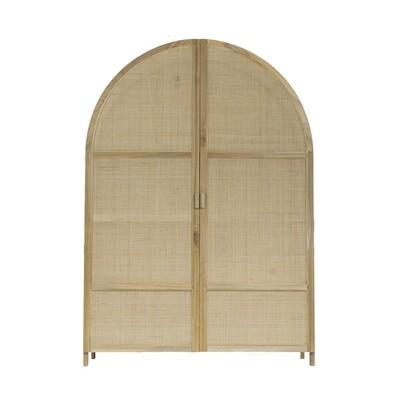 Sungkai Wood Cupboard 6 (230cm x 160cm)