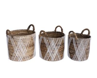 Basket 31 (set of 3)
