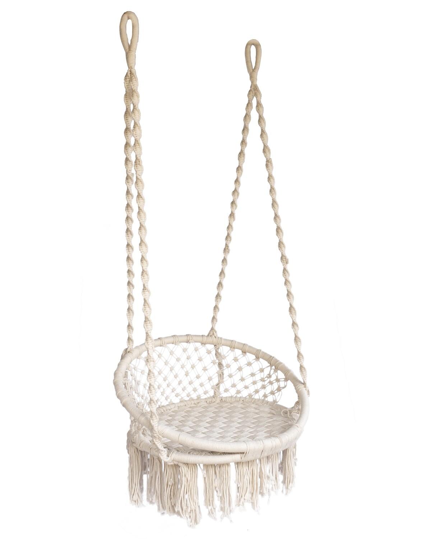 Macrame Hanging Chair 1