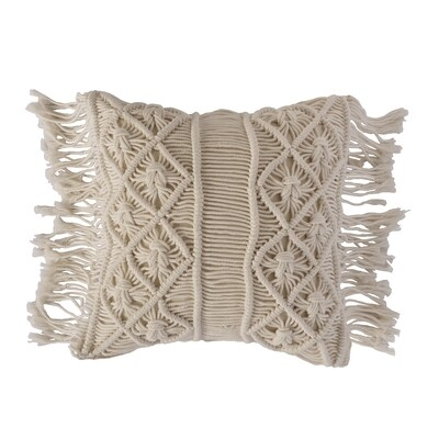 Macrame Cushion 5