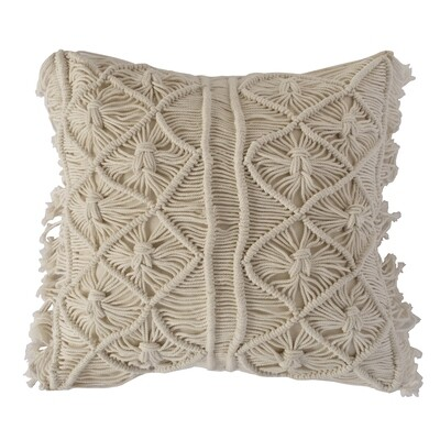 Macrame Cushion 6 (50cm)
