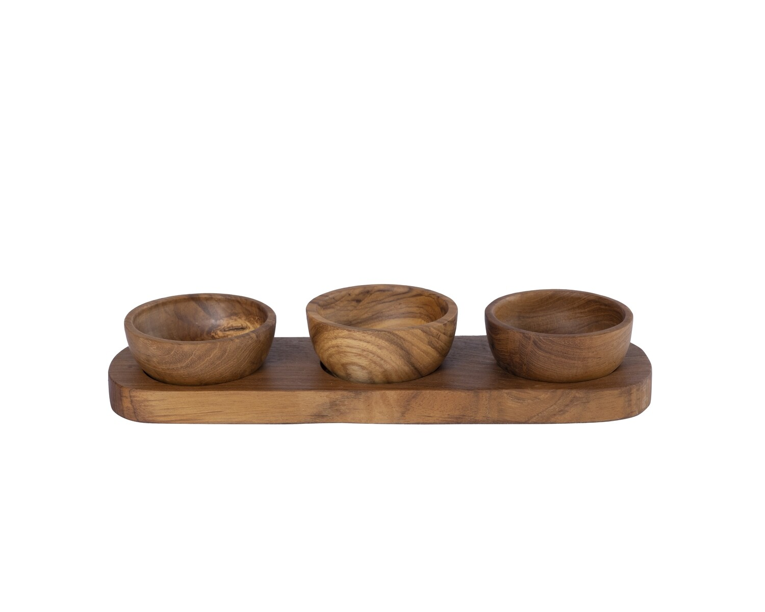 Condiment Bowl and Tray