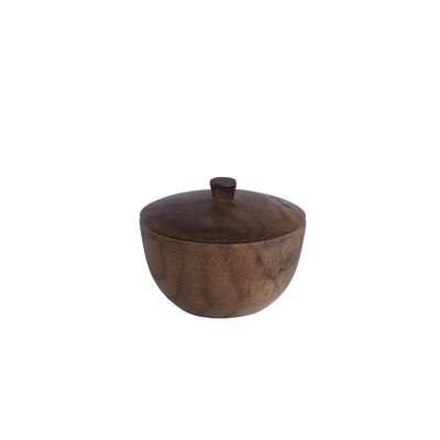 Sugar/Salt Bowl (with lid)