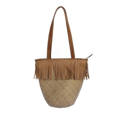 Water Hyacinth Bag 4