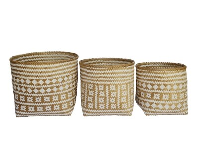 Basket 45 (Set of 3)