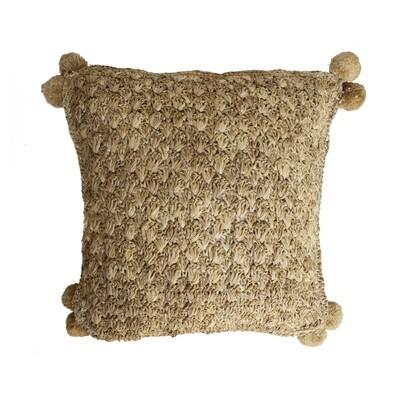 Water Hyacinth Cushion 13