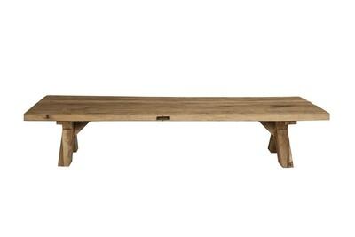 Teak Coffee Table 12 (200cm)