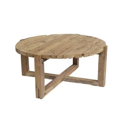 Teak Coffee Table 14 (90cm)