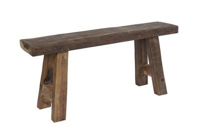 Stool 21 (reclaimed wood)
